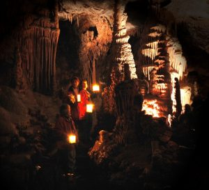 Caverns by Candlelight