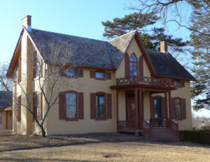Wildwood Historic House, Victorian Garden and Gift Shop