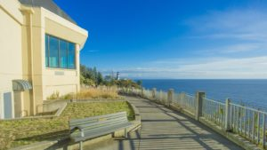 Cape Disappointment State Park – Lewis and Clark Interpretive Center